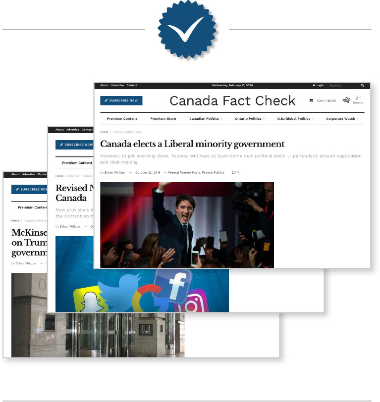 Donate to Canada Fact Check